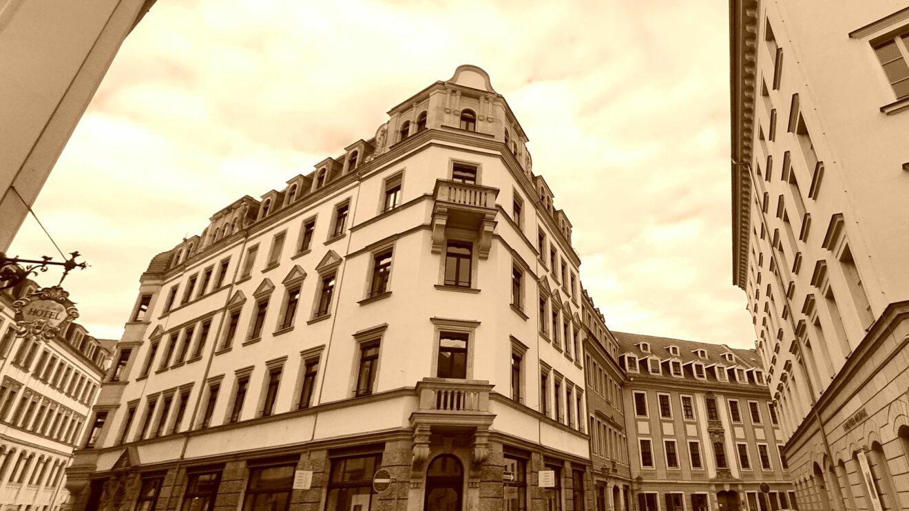 Barock-Viertel im 21. Jahrhundert