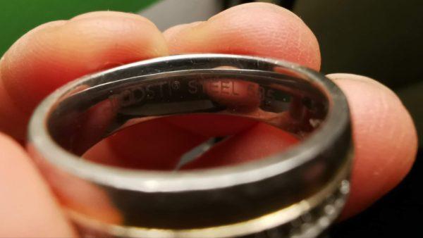 Gefundener Ring