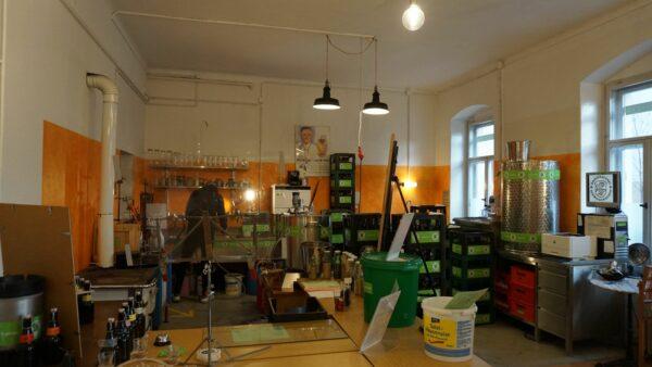 Ladenverkauf in der Großküche - Foto: Jonas Breitner