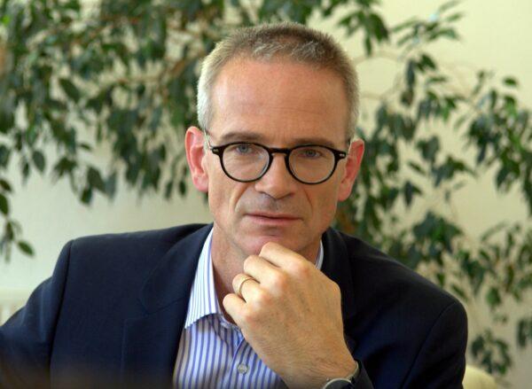Markus Reichel, Vorsitzender des CDU Kreisverbandes Dresden