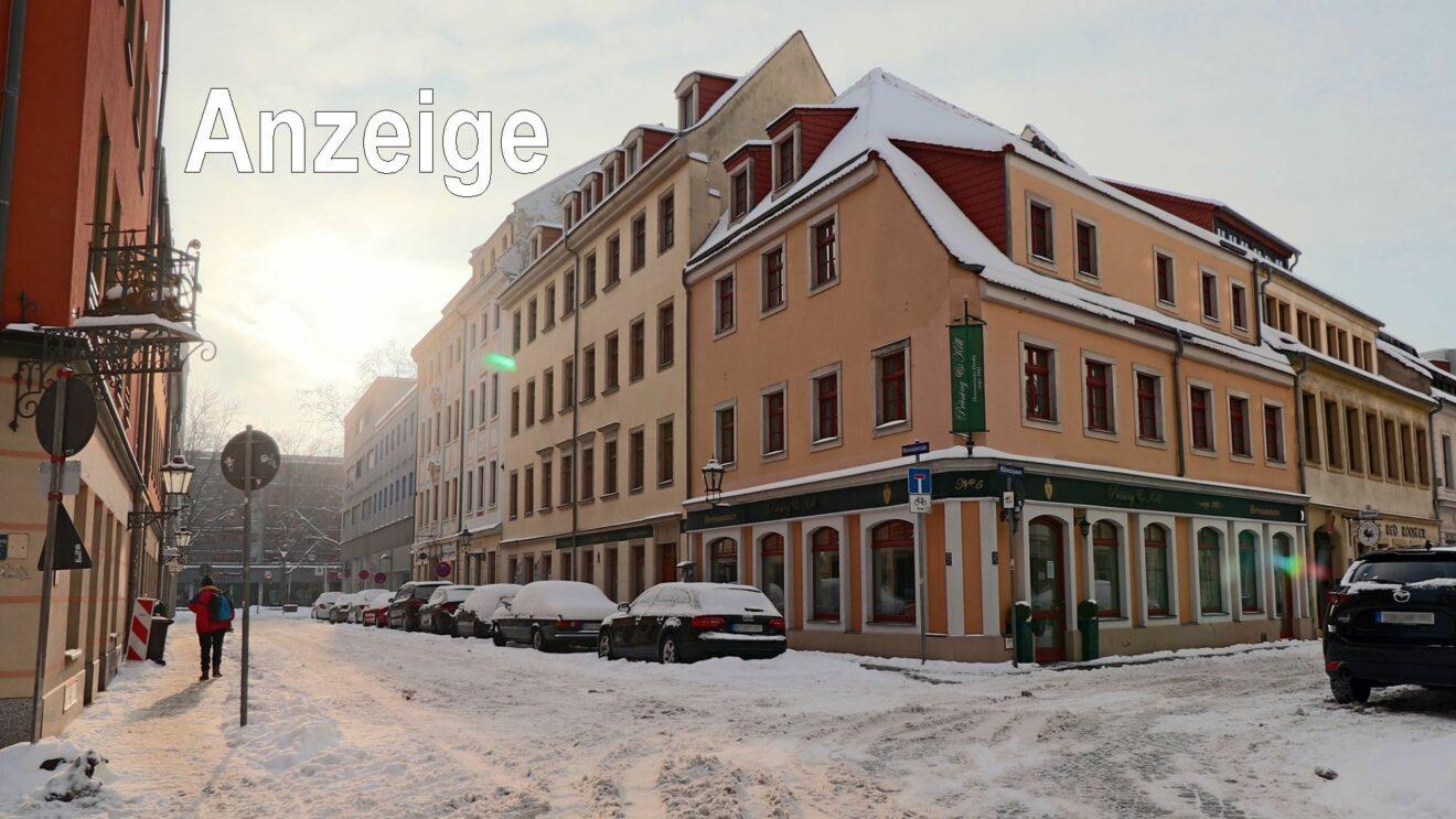 Online bestelltes vor Ort abholen und dabei durch das romantische Barockviertel schlendern.