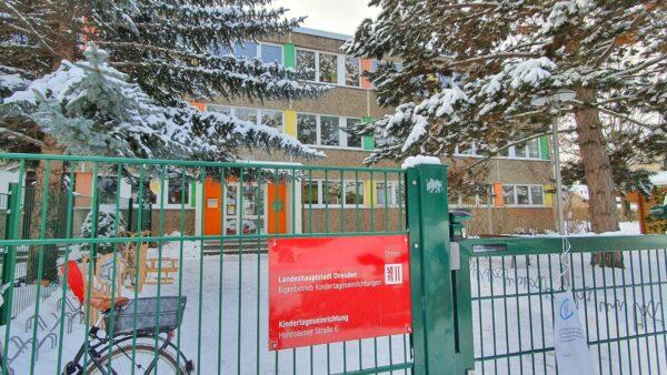 Ab 15. Februar wieder im eingeschränkten Regelbetrieb - Kindergärten