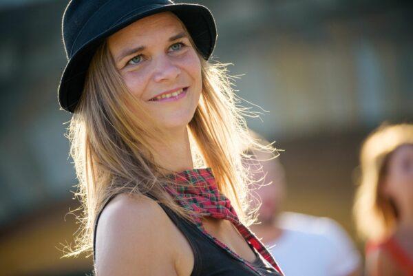Initiatorin Maria Helm - Foto: Ryke Waltz