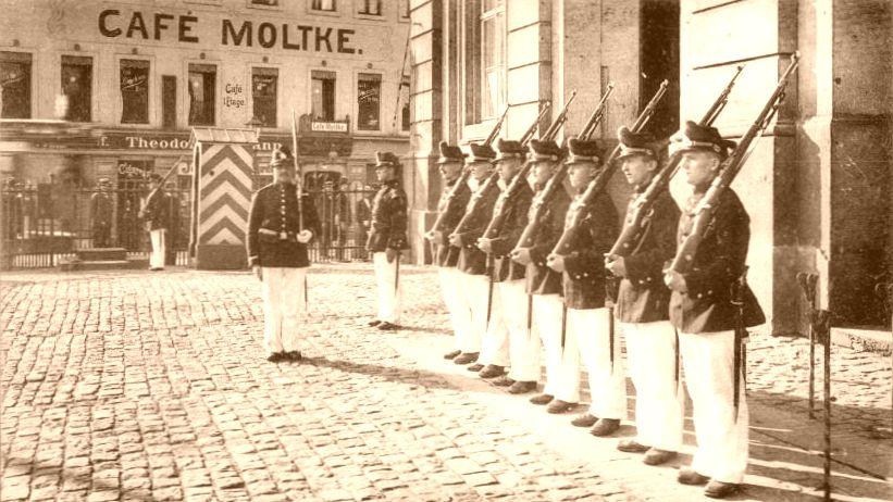 Café Moltke am Neustädter Markt