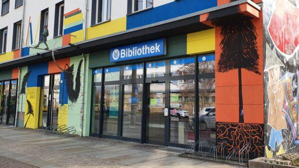 Neustadt-Bibo auf der Königsbrücker Straße