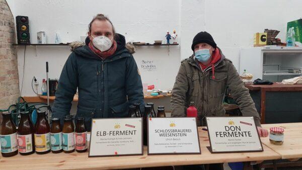 Wackere Erzeuger - Foto: Jonas Breitner