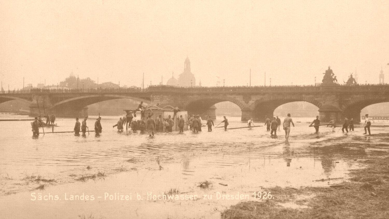 Elbe Hochwasser 2021
