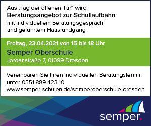Semper Oberschule Dresden