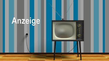 Freizeitbeschäftigung Fernsehen