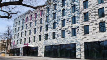 Neues Hotel : Moxy