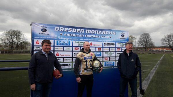 Von links nach rechts: Sören Glöckner, Eric Seidel, Ulrich Däuber - Foto: Jonas Breitner