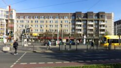 Vonovia-Neubauten am Albertplatz - Foto: Archiv