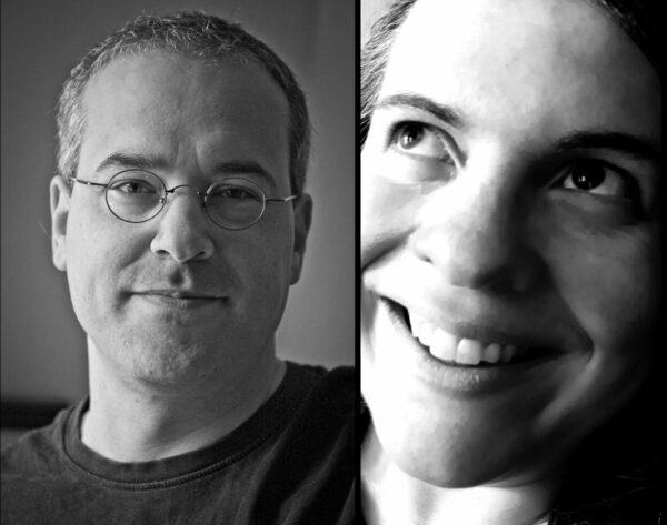 Lesen im Erich Kästner Haus: Patrick Wilden und Julia Dathe