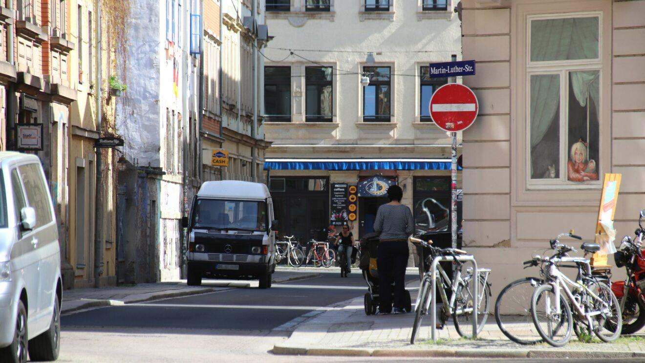 Martin-Einbahn-Luther-Straße