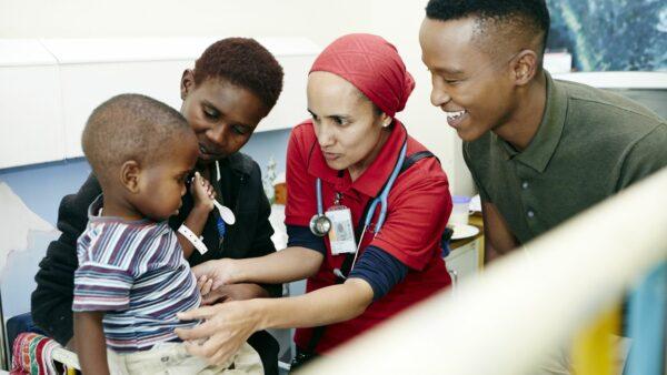 Projekt Hope Capetown in Südafrika