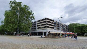Neustädter Markt ist jetzt Kulturdenkmal