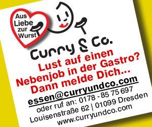Nebenjob bei Curry & Co.