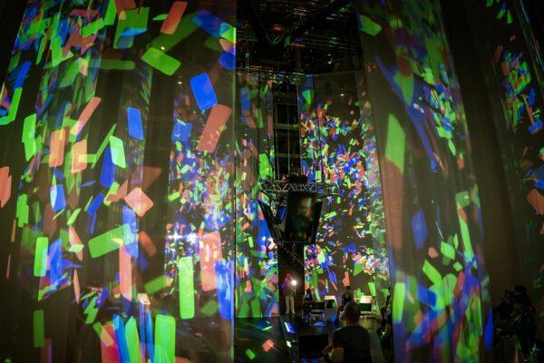 Digitale Splitter in einer vernetzten Welt. Foto: André Wirsig