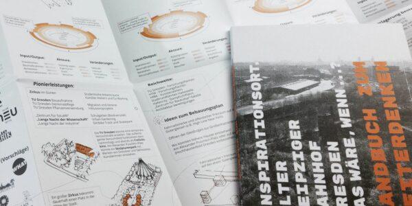 Poster und Buch