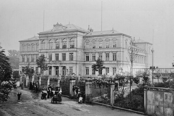 Das königliche Gymnasium Dresden-Neustadt