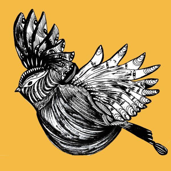 Das Logo für den Sommermarkt hat die Künstlerin chiceriechic entworfen.Das Logo für den Sommermarkt hat die Künstlerin chicerie-arrs entworfen.