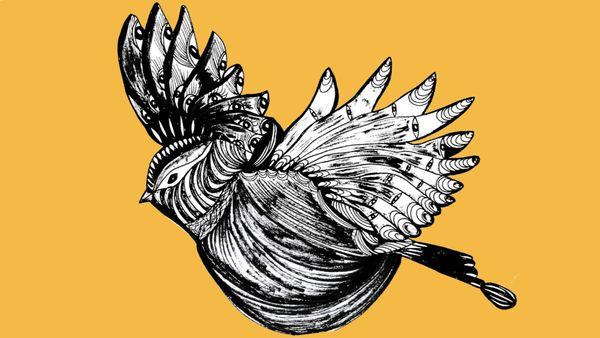 Das Logo für den Sommermarkt hat die Künstlerin chiceriechic entworfen.Das Logo für den Sommermarkt hat die Künstlerin chiceriechic entworfen.