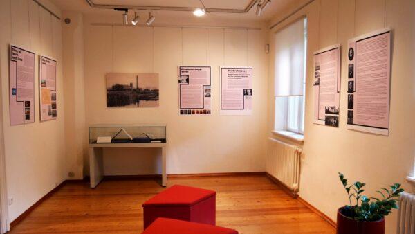Ausstellung im Kraszewski-Museum. Foto: Museen Dresden, Sofie Arlet