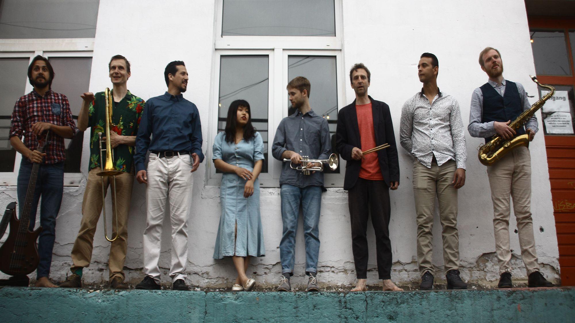 Die Bandmitglieder