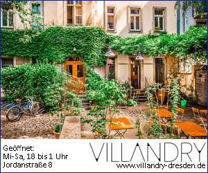 Wiedereröffnet: Villandry Dresden