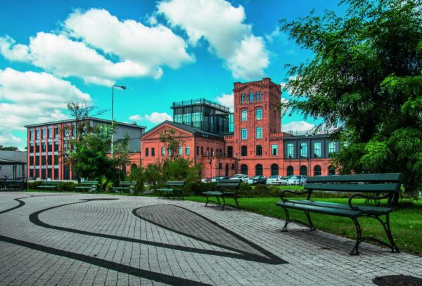Die Grohmann-Fabrik ist heute der Sitz der Sonderwirtschaftszone Lodz - Foto: Lodzer Sonderwirtschaftszone