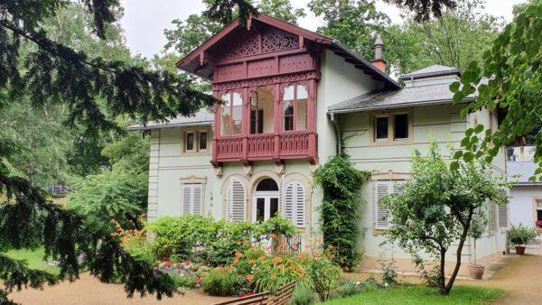 Kraszewski-Museum zwischen Nord- und Jägerstraße