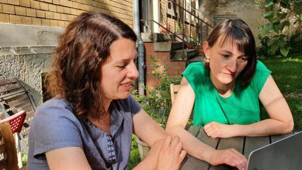 Katrin Holinski und Jana Leverenz haben eine Stellungnahme zu dem Bauprojekt geschrieben.