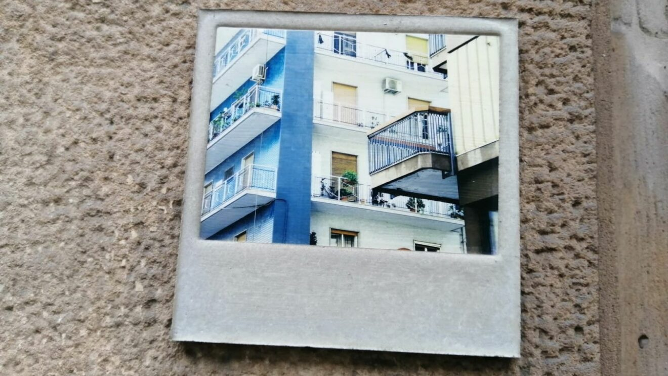 Neuer Wohnblock auf der Bautzner Straße