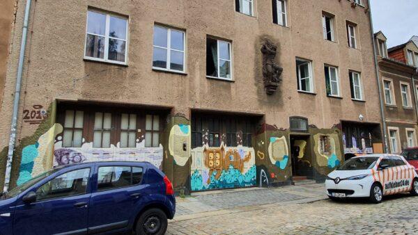 """Flüchtlingsunterkunft """"K9"""" auf der Katharinenstraße"""
