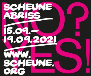 Scheune-Abriss ab 15. September