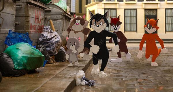 Tom und Jerry in der Schauburg