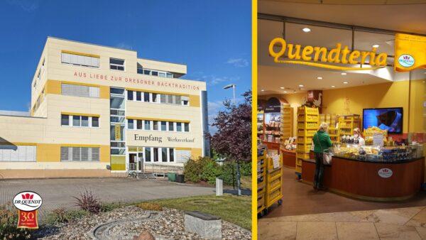 Dr. Quendt - Werksverkauf und Quendteria
