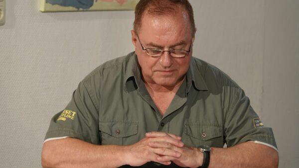 Initiator des Lesefests, selbst Autor und verwurzelt in der queeren Szene: Heinz Kulb. Foto: privat