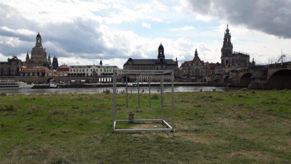 Der Artcube, ein offener Käfig - Foto: Jonas Breitner