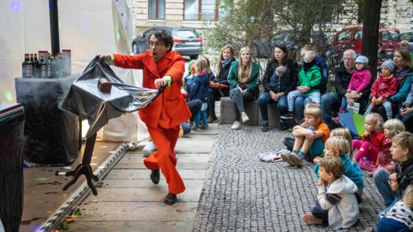Neustadt-Art-Festival 2020 am Martin-Luther-Platz - Foto: Bilder: Dave Mante