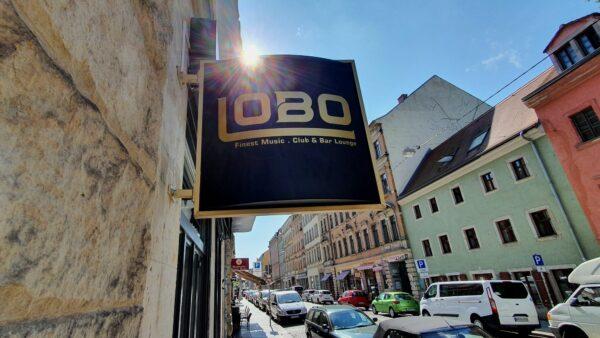 Lobo-Club auf der Louisenstraße