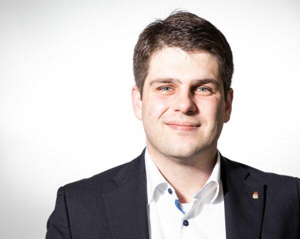 Stephan Schumann, SPD - Foto: Julian Hofmann