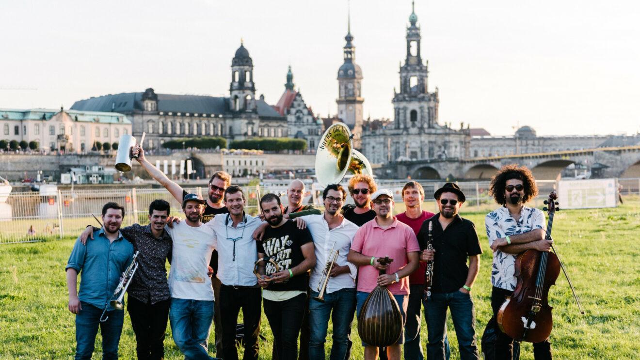 Jubiläum: Banda Comunale feiert 20.