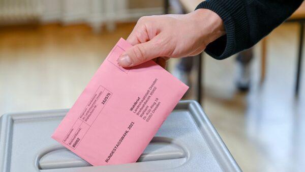 Die Dresdnerinnen und Dresdner haben gewählt. Foto: Anja Schneider