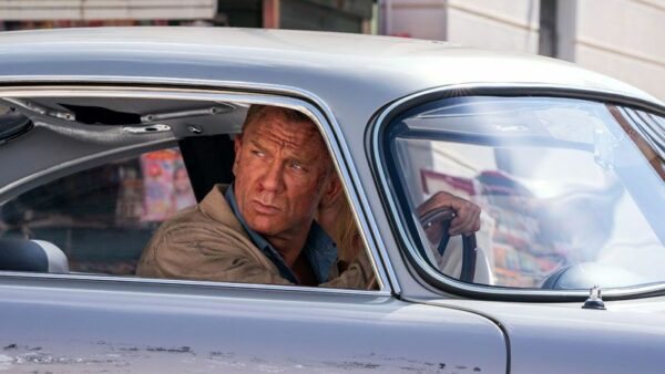 James Bond in Keine Zeit zu Sterben - in der Schauburg