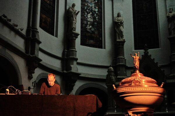 Dave Festival 2020: Reinhard Spunkner in der Martin-Luther-Kirche   Foto: DAVE