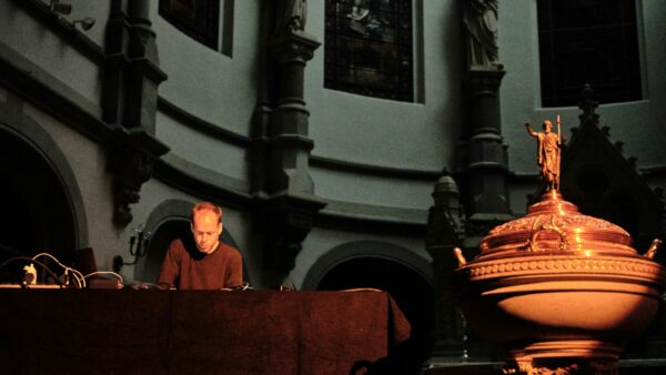 Dave Festival 2020: Reinhard Spunkner in der Martin-Luther-Kirche | Foto: DAVE