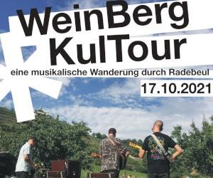 Weinberg-KulTour am 17. Oktober 2021