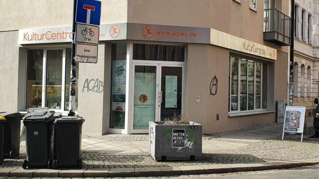 KulturCentrale an der Hechtstraße