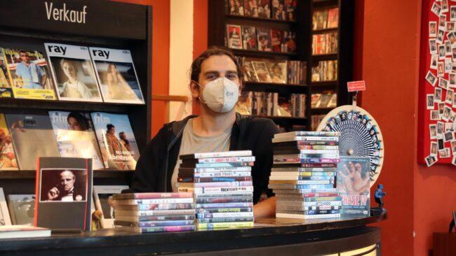 Alexander Stark lädt zum Phase-IV-Filmflohmarkt